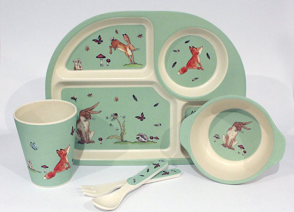 Woodland Tableware Set (Trade)