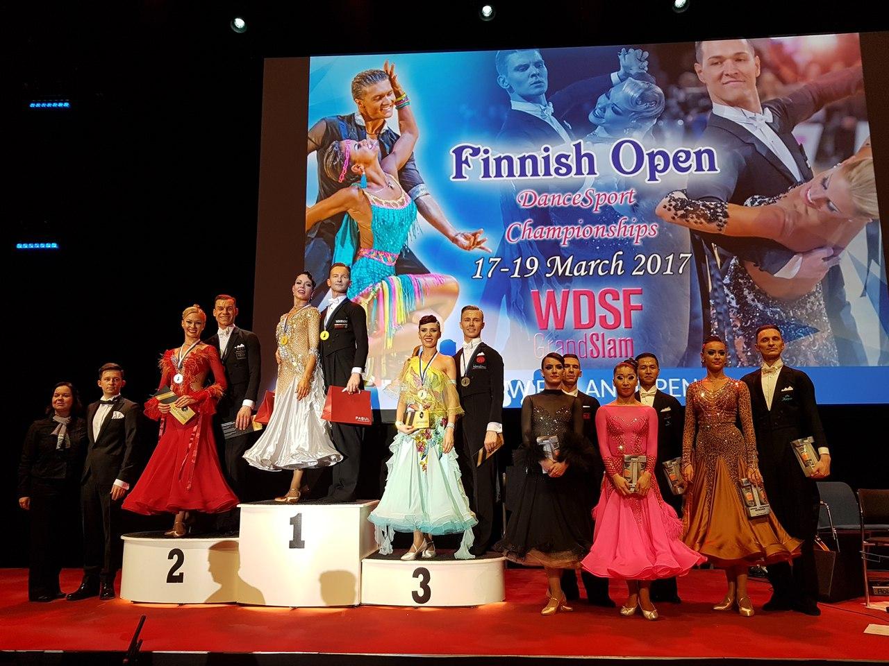 Finnish Open 4 julkaisu