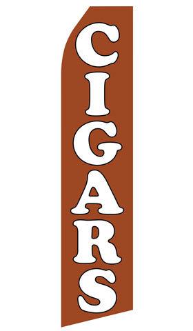 Stock Cigar Feather Flag