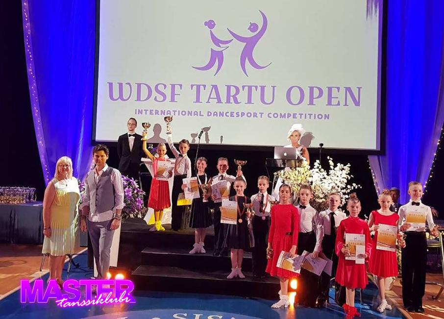 Tartu open palkintojenjako