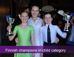 Finnish champions