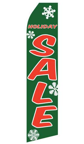 Stock Seasonal Sales Feather Flag