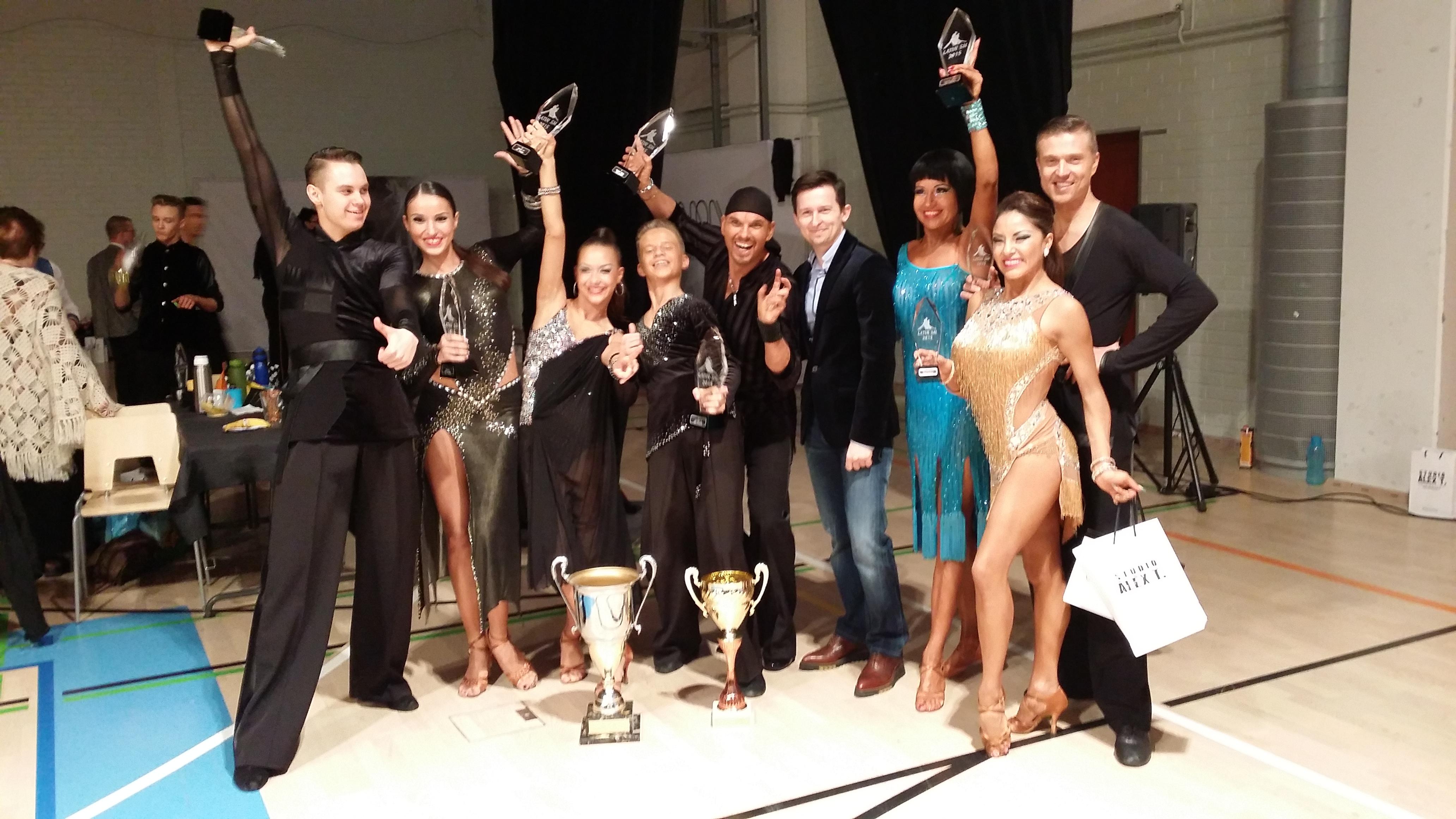 Чемпионы Финляндии 2015 года