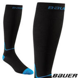 BAUER Core Performance Skate Sock- Tall
