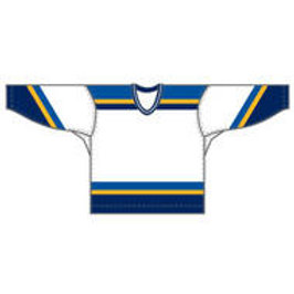 St. Louis 15000 Gamewear Jersey (Uncrested) - White