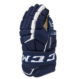 CCM Tacks 9080 Hockey Gloves- Jr
