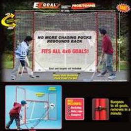 EZ Goal Puck Stopper Backstop