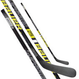 "BAUER Supreme 2S Team Grip Stick 54""- Jr"