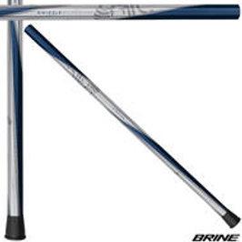 BRINE Swizzle Scandium 14 Lacrosse Handle- Defense