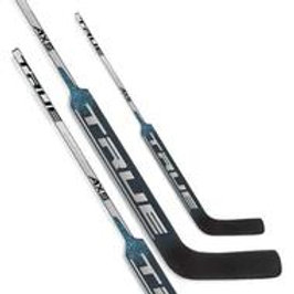 TRUE AX5 Black Goal Stick- Sr