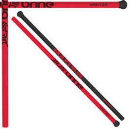 "BRINE Mantra Flip Grip 1"" Women's Lacrosse Handle"