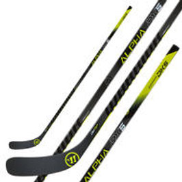 WARRIOR Alpha DX5 Grip Hockey Stick- Jr