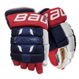 BAUER Nexus 2N Hockey Glove- Sr