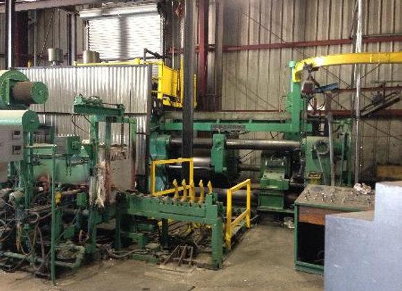 1250 Ton Watson Stillman Extrusion Press