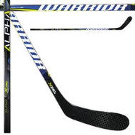 WARRIOR Alpha QX Pro Grip Hockey Stick- Sr