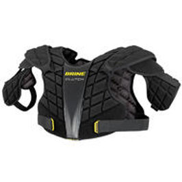 BRINE Clutch Lacrosse Shoulder Pad- Sr '17