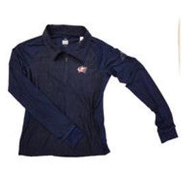 ADIDAS Women's Vertical Heather ¼ Zip Jacket