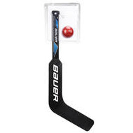 BAUER Plastic Mini Goal Stick Set