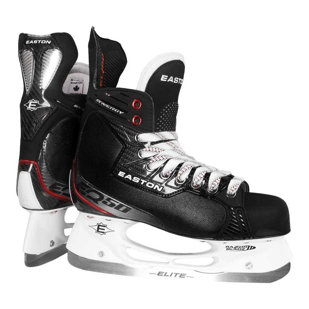 EQ50 Hockey Skates - Pro Quality Stiff Boot