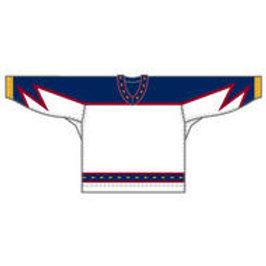 Atlanta 15000 Gamewear Jersey (Uncrested) - White