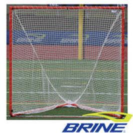 BRINE High School Lacrosse Goal w/3mm Net