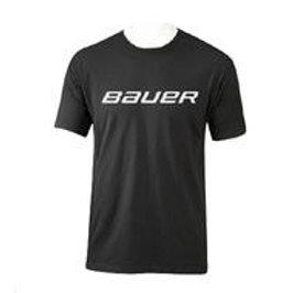 BAUER Core S/S Crew w/Graphic Tee- Sr