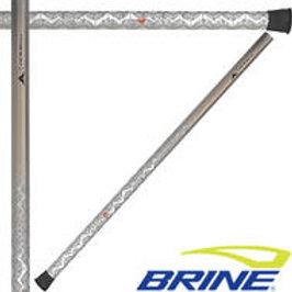 Brine SWIZZBEAT TI Lacrosse Handle - Attack