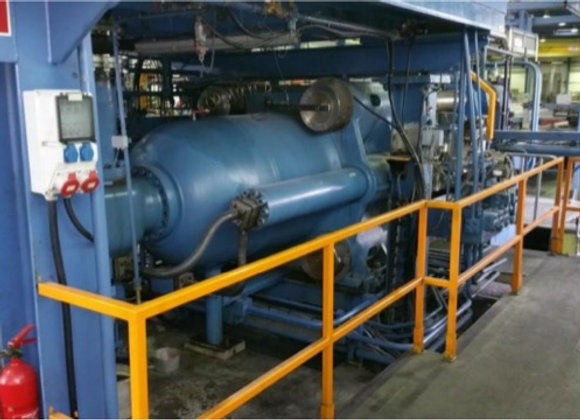 1250MT Used Extrusion Line for SALE