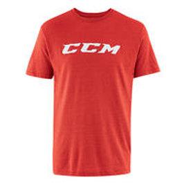 CCM Core S/S Tri Blend Tee- Yth