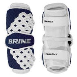 BRINE Triumph II Lacrosse Arm Guard