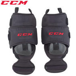 CCM 500 Goalie Knee Protector- Jr