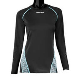 BAUER NG Neck Protect Long Sleeve Top- Women's