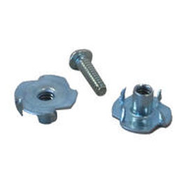 Nash Tnut, Screw & Washer