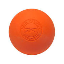REEBOK Orange Lacrosse Ball Non-NOCSAE