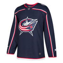 ADIDAS NHL Authentic Pro Columbus Jersey- Sr