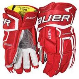 BAUER Supreme S190 Hockey Glove- Jr