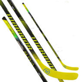 WARRIOR Alpha DX SE2 Grip Hockey Stick- Sr