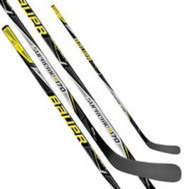 BAUER Supreme S170 Grip Hockey Stick- Jr '17
