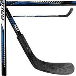 "BAUER SH100 Street Hockey Stick- Yth 43"""