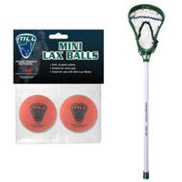 A&R Major League Lacrosse Mini Lax Stick and Ball