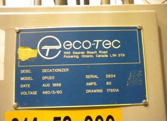 Eco Tec Phosphoric Recovery System 1996