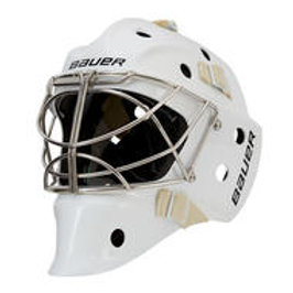 BAUER NME IX Non-Certified Goal Mask- Sr