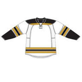 Boston 25P00 Edge Gamewear Jersey (Uncrested) - Black- Sr