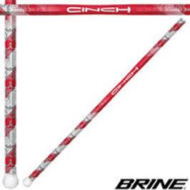 BRINE Cinch Tapered Grip Women's Lacrosse Handle- '13