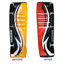 PHILLYSPORTS Leather Pad Wraps-Small