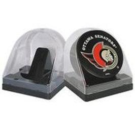 Souvenir Puck Holder - Dome Style