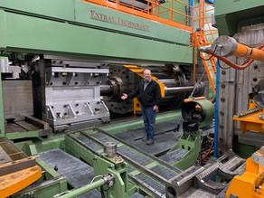 Pressure in the Aluminum Extrusion Industry