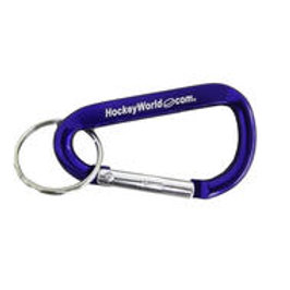 Perani's Hockey World Carabiner Key Chain