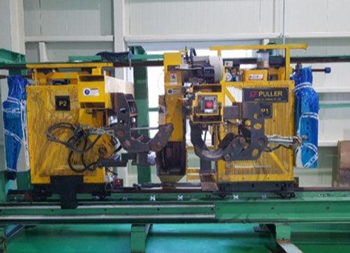 3000 ton Loewy press line Inv wjskr