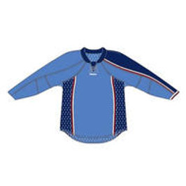 Atlanta 25P00 Edge Gamewear Jersey (Uncrested) - Cobalt- Senior